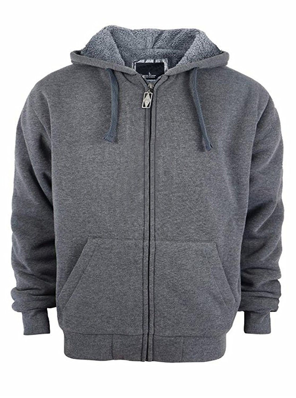 4f94add5b Men's Clothing, Active, Active Hoodies, Mens Performance Full Zip Outdoor  Warm Fleece Hoodie Jacket - Dark Grey - CB1864G7GY3 #men #fashion #clothing  #style ...