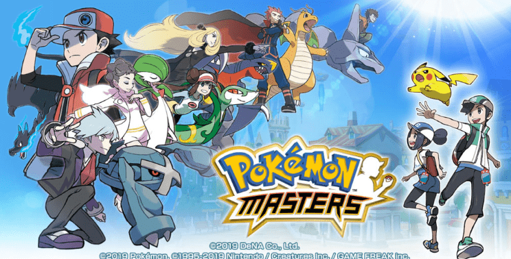 Pokemon Masters APK Download For Android 2020 in 2020