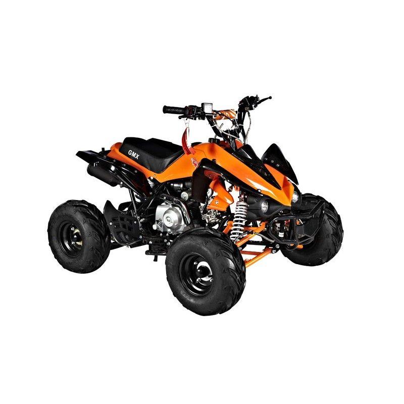 Gmx 125cc Zilla X Sports Quad Bike Orange With Images Quad