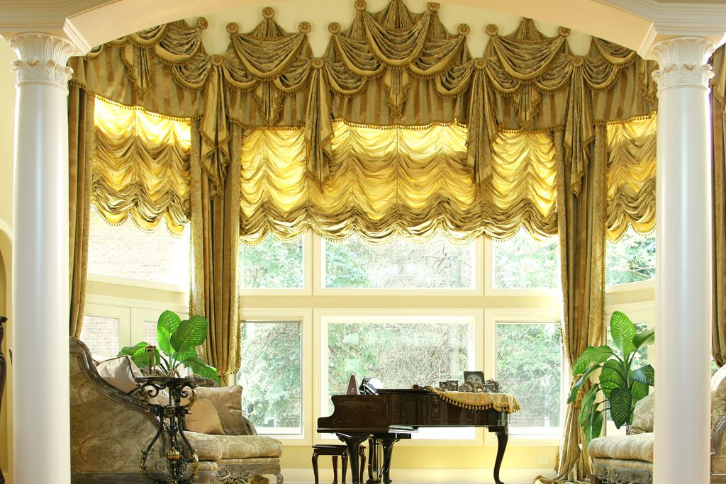 Curtains And Drapes Custom