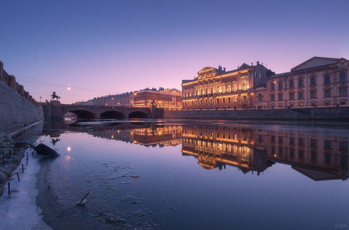 фото фонтанки в санкт петербурге тур привлекает