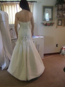 Over Bustle Wedding Dress Bustle Wedding Gown Bustle Wedding Dress Train Bustle
