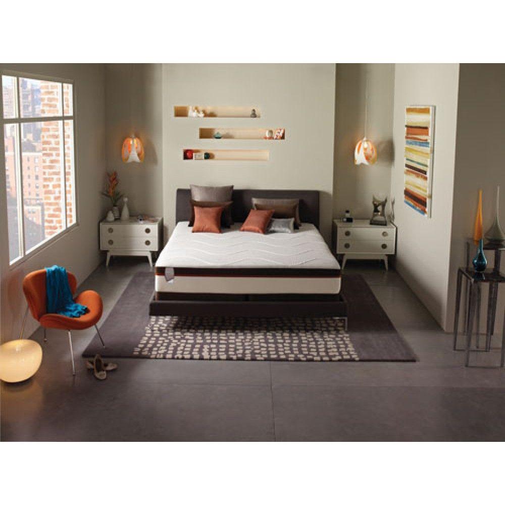 3 bedroom loft  Simmons Comforpedic Loft Blasdell Luxury Firm Mattress Set with