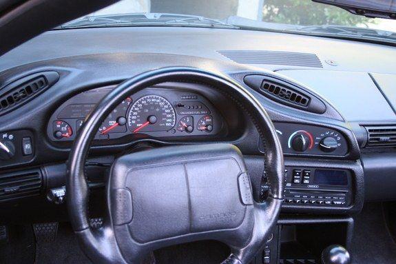 1996 Camaro Z28 Interior Chevy Camaro Z28 Camaro Chevrolet Camaro