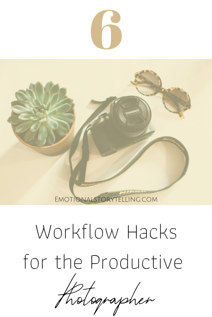 Do you find yourself setting realistic to-do lists, remaining focused on the task at hand, and consistently feeling peace about where you are at when the workday ends? By following these hacks I've been able to focus more on what makes my heart beat. #photographertips #workflowhacks #productivity #beproductive #photographers #photos