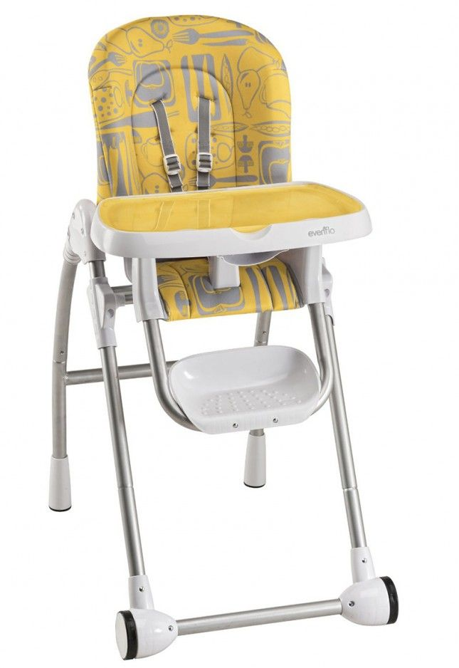 20 High Chairs That Won't Wreck Your Decor | Modern high