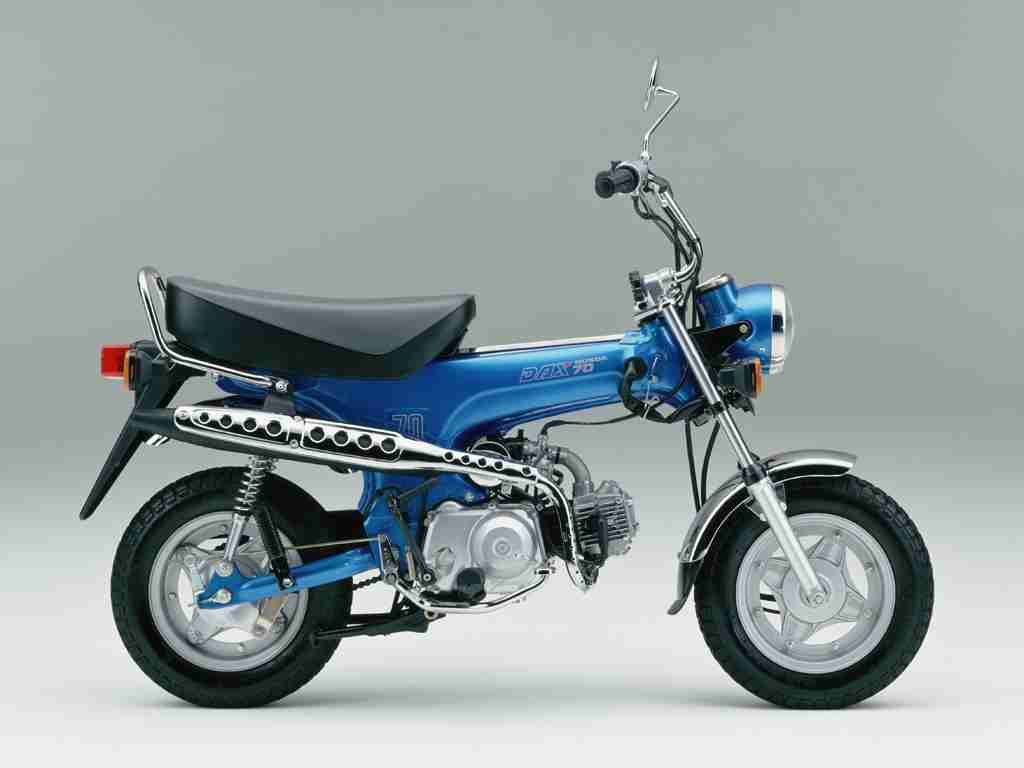 honda dax 70 st google search best design pinterest honda mini bike and dirt biking. Black Bedroom Furniture Sets. Home Design Ideas