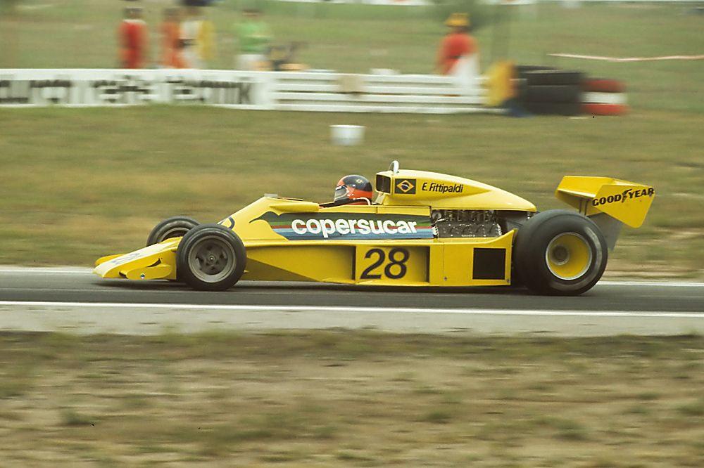 1977 Hockenheim Copersucar Fittipaldi FD04 Emerson Fittipaldi