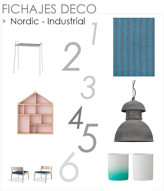 Estilo industrial y nórdico en una granja reconvertida en hogar