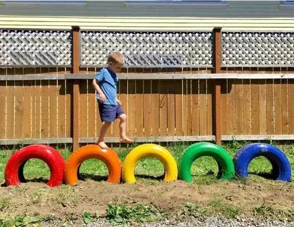 30 Genius Kid-Friendly Backyard Ideas On A Budget