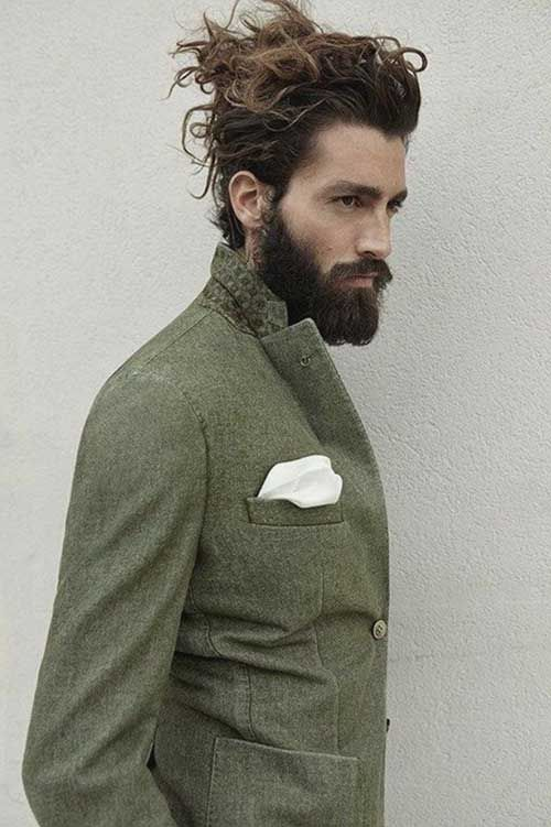 Hairstyles for Men with Thick Wavy Medium Hair | Me | Pinterest ...
