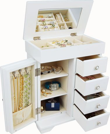 White four drawer lift top | Walmart.ca | manualidades | Pinterest ...
