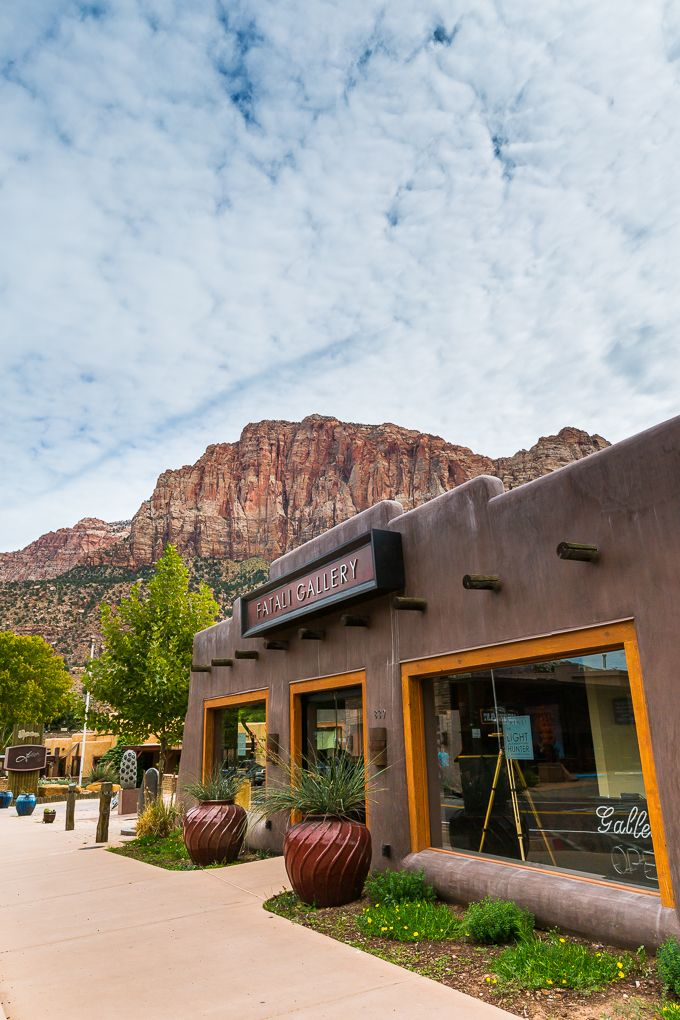 Best Hotels In Zion National Park