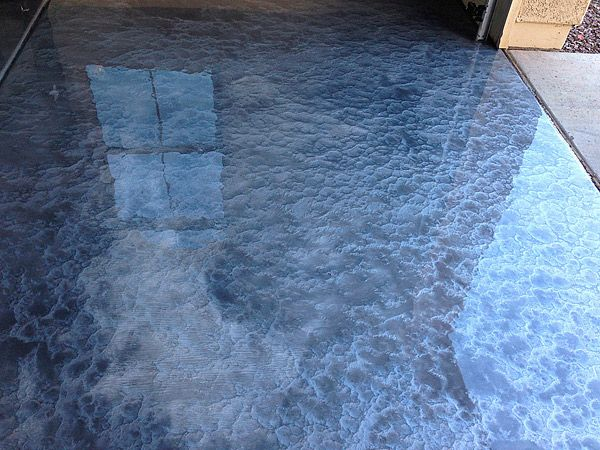 Metallic Epoxy Tips And Techniques Concrete Decor Metallic Epoxy Floor Epoxy Floor Epoxy Resin Flooring