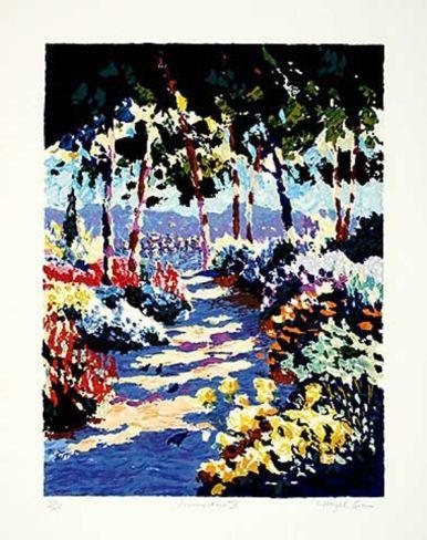 Summertime II Limited Edition by Hazel Soan at Art.com