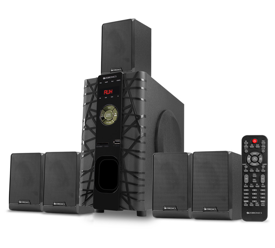 Pin On Zebronics Speakers