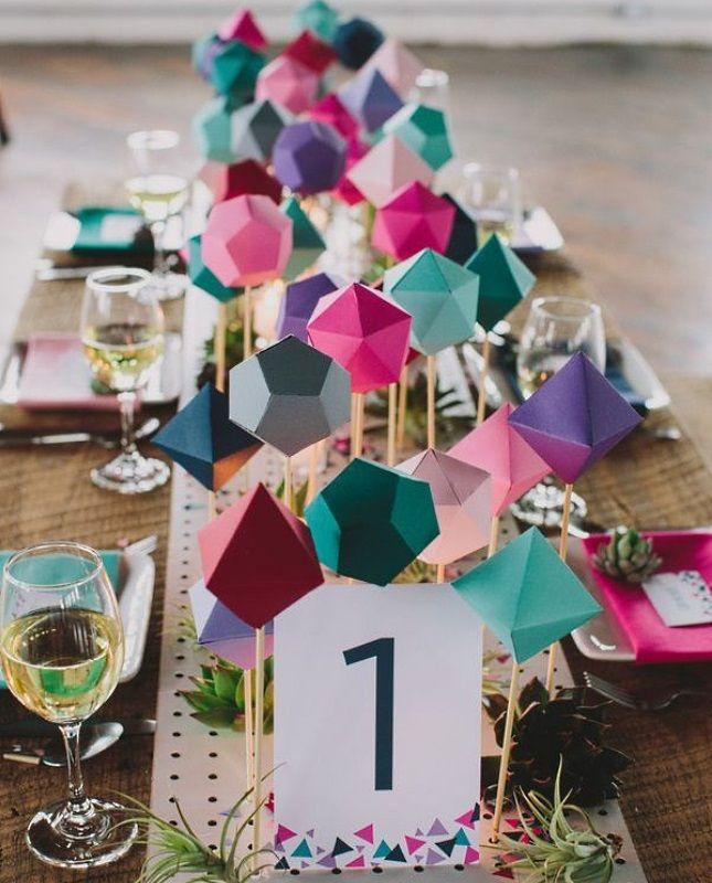 20 DIY Wedding Centerpieces for Your Upcoming Nuptials Ideas para