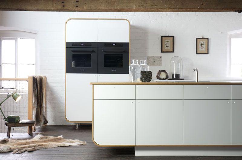 Kast Voor Magnetron : Oven magnetron kast the new air kitchen by devol is a unique