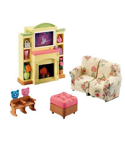 Fisher Price Loving Family Dollhouse Premium Decor Furniture Set