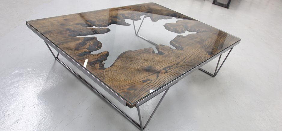 Vintage Industrial Coffee Tables | Bespoke Industrial Tables | London | UK  | industrial furniture etc...just one more project