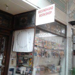 St Kevin S Arcade 2nd Hand Bookshop Auckland New Zealand Arcade Saints Auckland