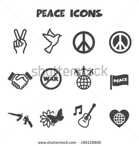 Peace Stock Photos Images Pictures Shutterstock Old School