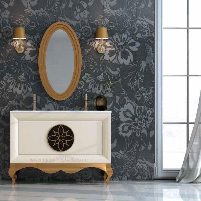 Lámpara vintage para pared baño   tu Cocina y Baño ...
