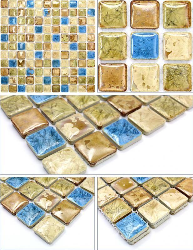 Italian Porcelain Tile Backsplash Bathroom Walls Glazed Ceramic Gm05