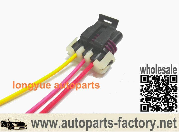 Pin On Longyue 10pcs Mass Air Flow Sensor Maf Pigtail Harness Connector 94 02 Gm Lt1 Lt4 Ls1 12