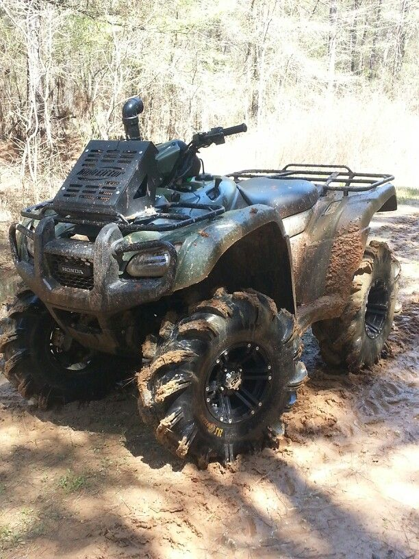 2012 Honda foreman 500 2inch lift 29 5 | Country Life | Four