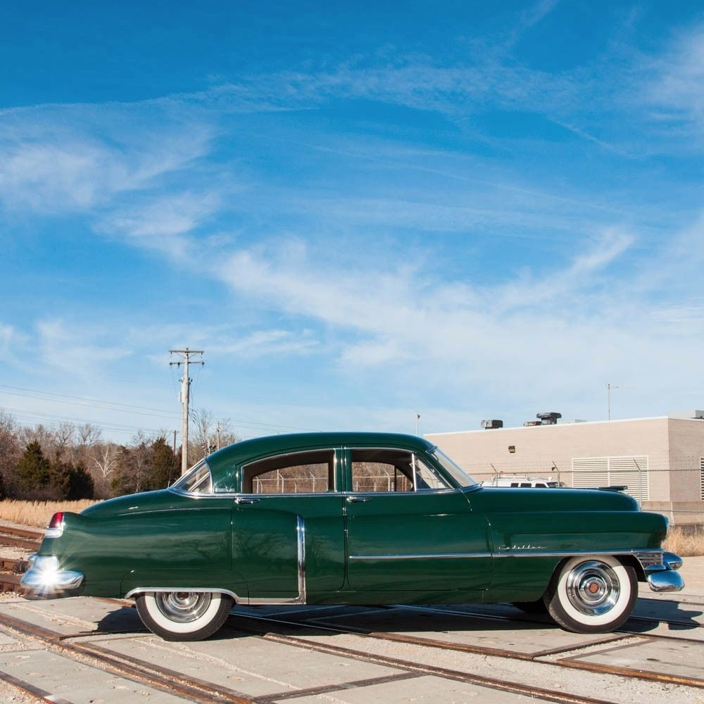 1951 Cadillac Other Series 61 Sedan Cadilac Pinterest 62 Convertible Ebay