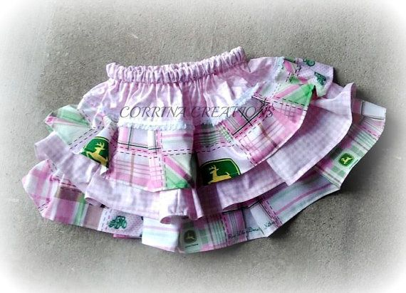 Texas Rodeo Western Cowgirl Ruffle Bloomer by