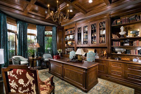 Home Office || Jennifer Bevan Interiors
