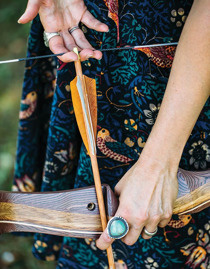Lessons Learned Through the Elements of Archery. Our State Magazine. North Carolina