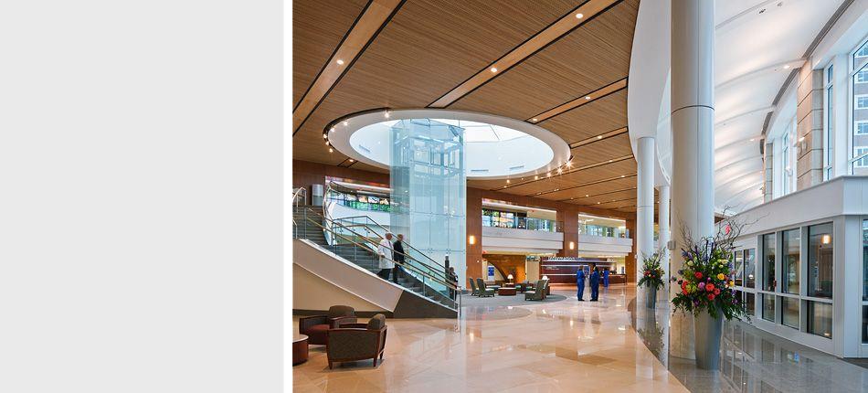 The Albert B. Chandler Hospital Lobby - Lexington, KY ...