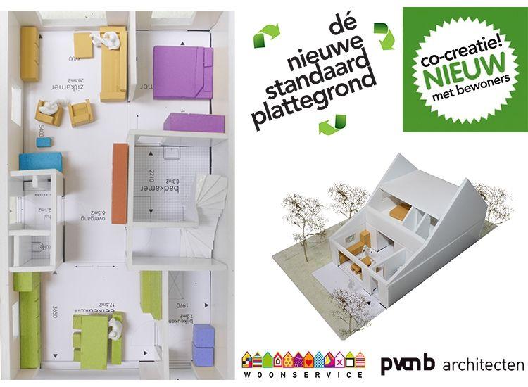 pvanb architecten - Verversen Woningen