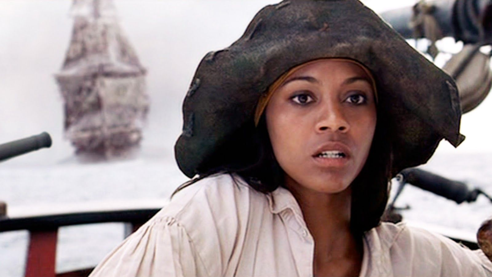 I Wanted Zoe Saldana To Be In More Movies Pirates Of The