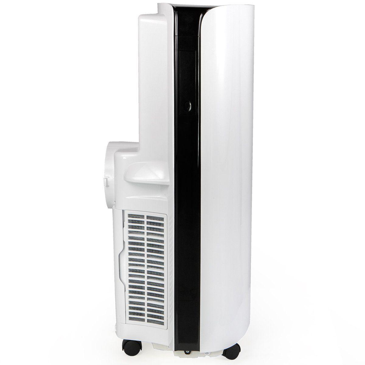 Ensue 14000 Btu 4 In 1 Portable Air Conditioner Dehumidifier Fan W Vent Kit C Portable Air Conditioner Window Air Conditioner Repair Mobile Air Conditioner
