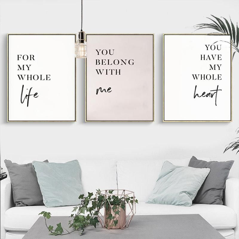 C Inspirational Motivating Quote On Old Art Print Home Decor Wall Art Poster