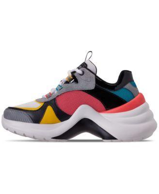 skechers women solei st  groovy casual sneakers from
