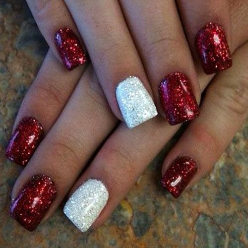 Diy christmas nail art 50 christmas nail designs you can do diy christmas nail art 50 christmas nail designs you can do yourself best solutioingenieria Choice Image