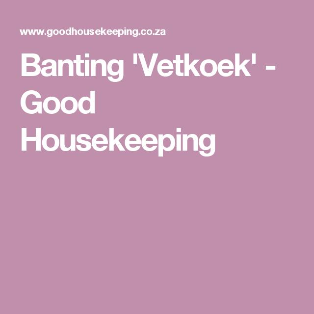 Banting 'Vetkoek' - Good Housekeeping