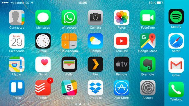 Fondos De Pantalla Iphone 7 Plus: Cómo Desactivar La Pantalla Principal Horizontal (modo