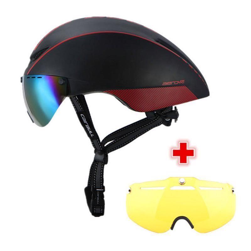 Cycling helmet mountain pneumatic bicycle racing bike
