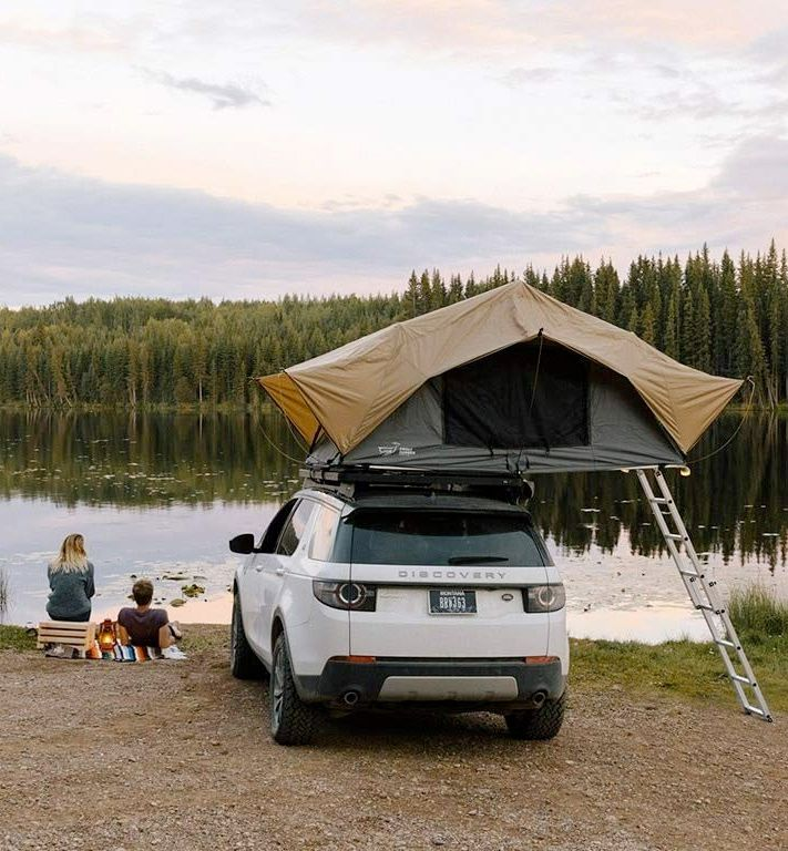 Hard Shell Vs Soft Shell Roof Top Tents Roof Top Tent Top Tents Camping Gear