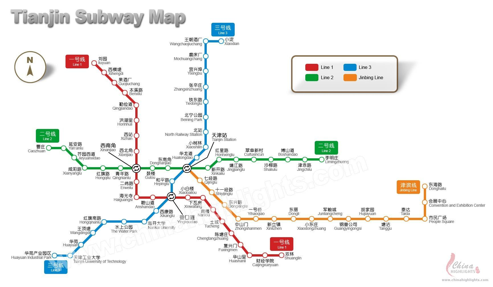 Hangzhou Subway Map English.Tianjin Subway Map Subway China Map Map Subway Map