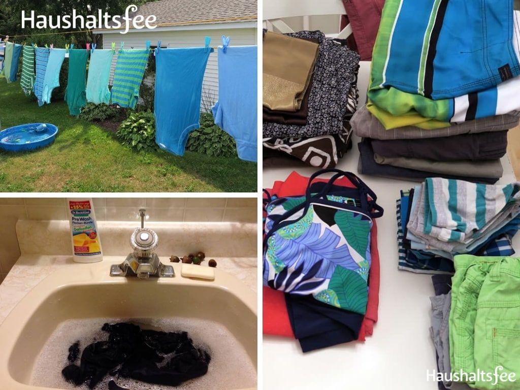 Wäsche Waschen Tipps