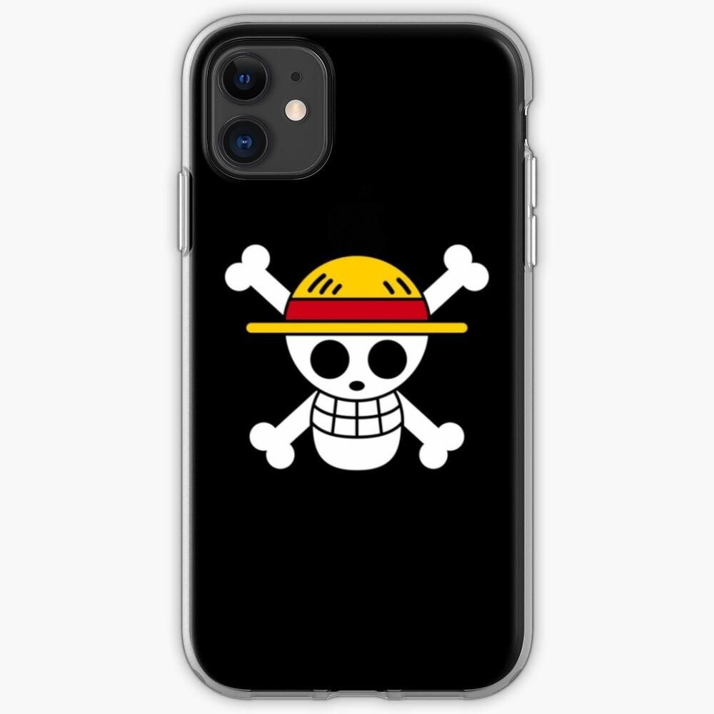 One Piece Phone Case Cool Version Straw Anime Gift For Fans - IPhone 7