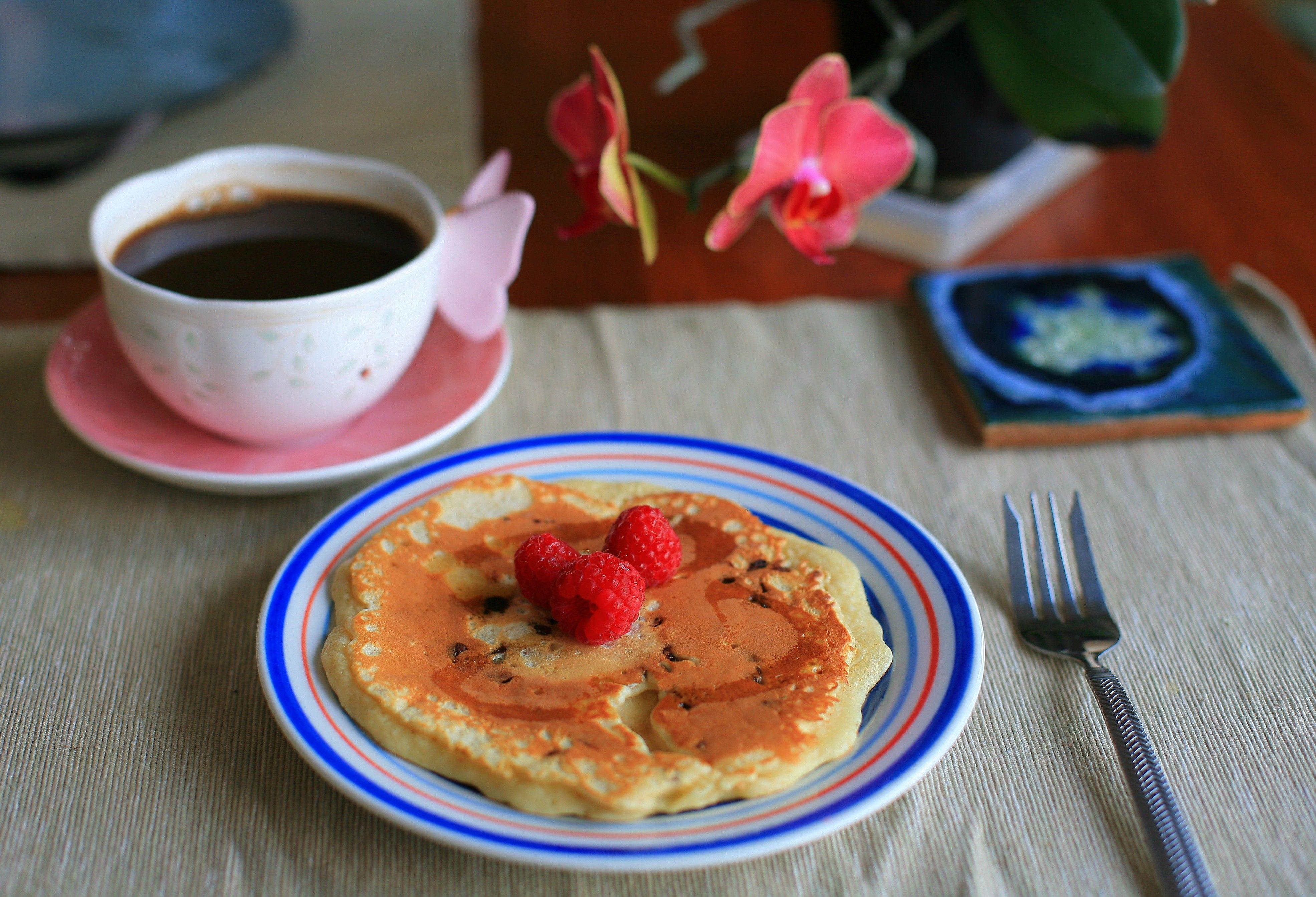 healthier pancakes