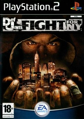 Def Jam Fight For New York Pal Español Ps2 Game Pc Rip Descarga Juegos Juegos De Consolas Juegos Xbox